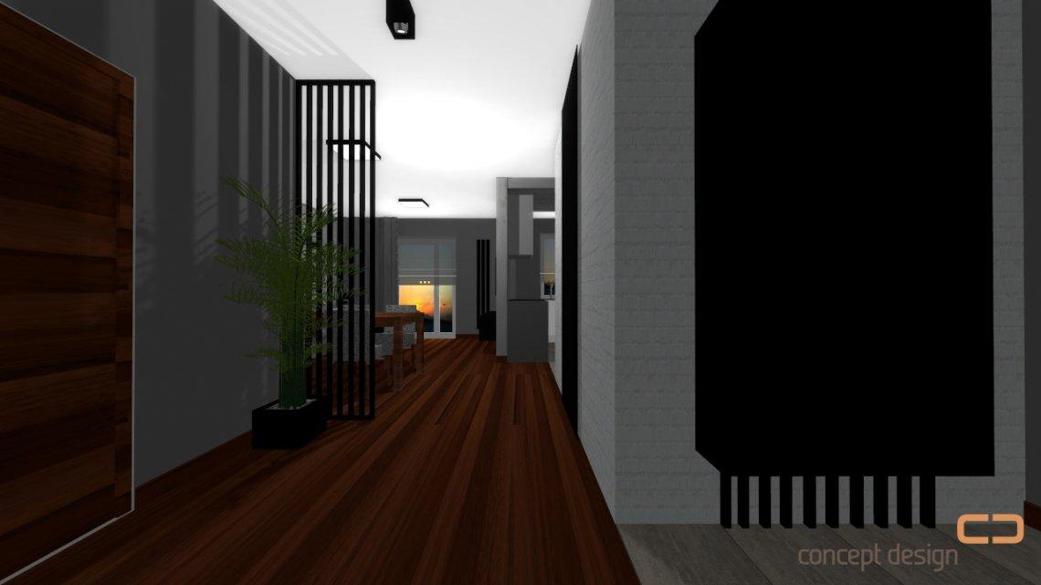 Mieszkanie M.P.