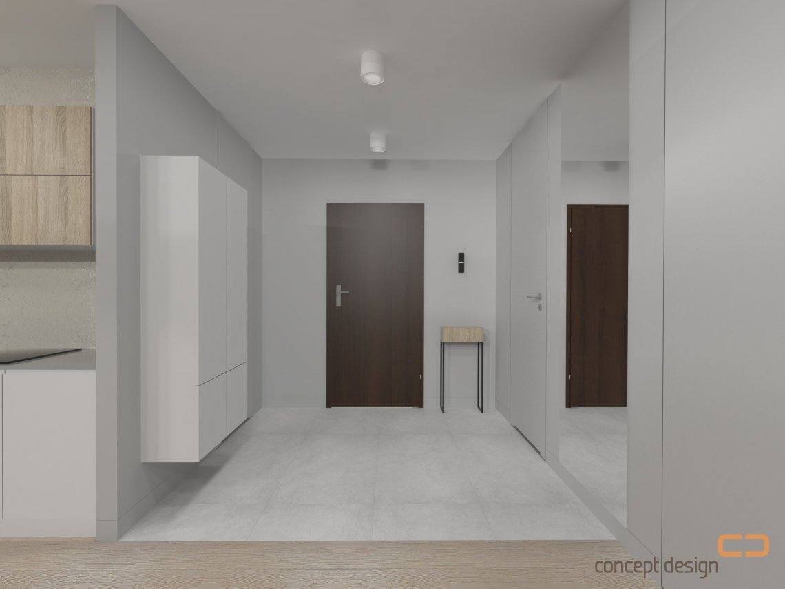 Mieszkanie pokazowe II